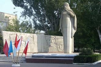 Мемориал «Родина-мать» на Ставрополье