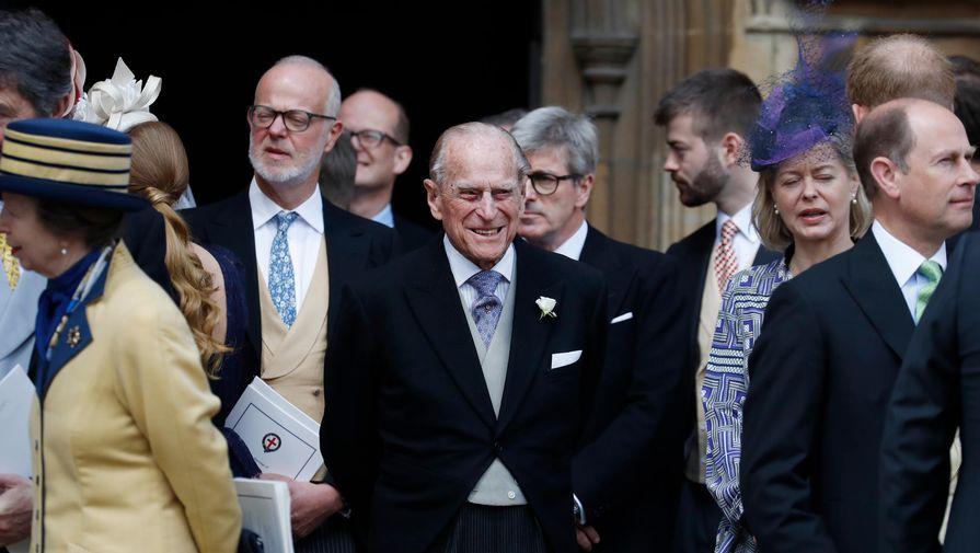 Муж Елизаветы II был против свадьбы принца Гарри