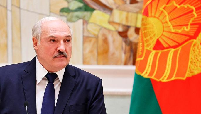 Лукашенко попал под санкции ЕС