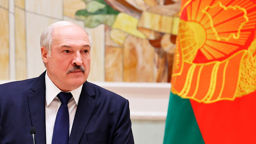 Лукашенко назвал условие своего ухода с поста президента