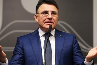 Руководитель Роскомнадзора Александр Жаров