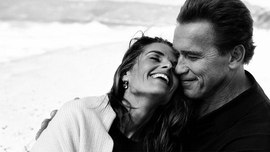 Арнольд Шварценеггер и Мария Шрайвер. Пара прожила вместе 25 лет, у них четверо детей, а расстались...