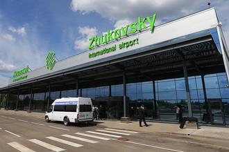 Здание международного аэропорта Жуковский