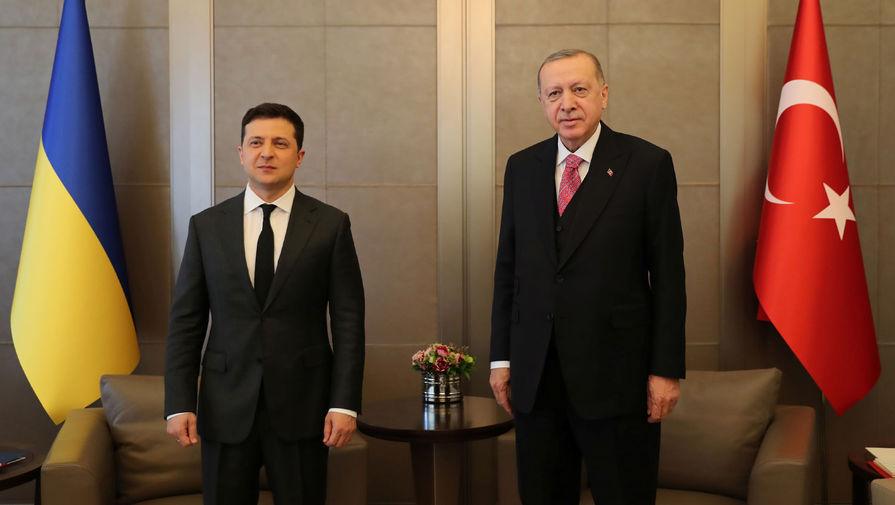 Турция поддержала вхождение Украины в НАТО