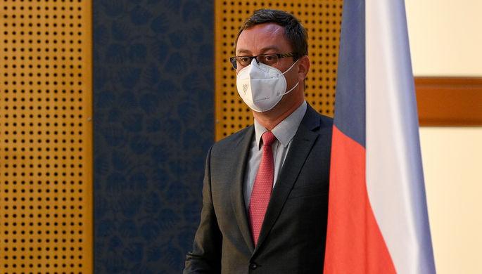 Глава Генпрокуратуры Чехии обвинил Минюст в давлении из-за дела о взрывах в Врбетице