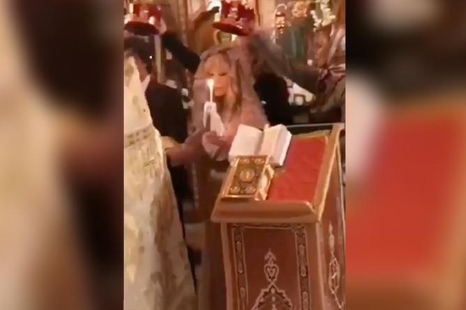 «У нас радостное светлое событие! Мы венчались» — написал Максим Галкин и выложил видео