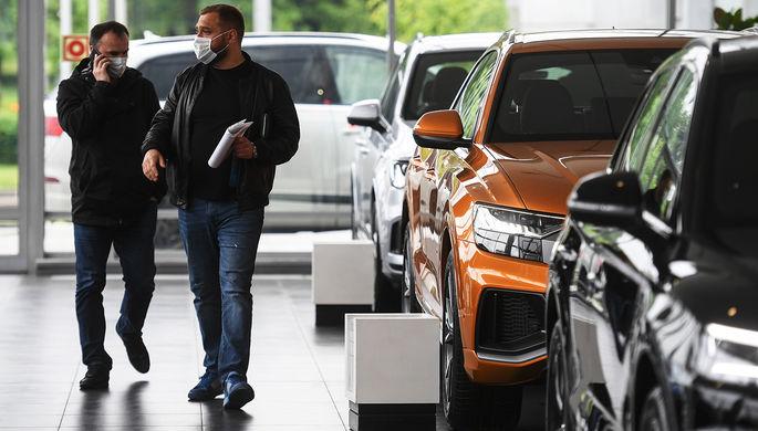 «Нестандартная ситуация»: россияне скупают премиальные автомобили
