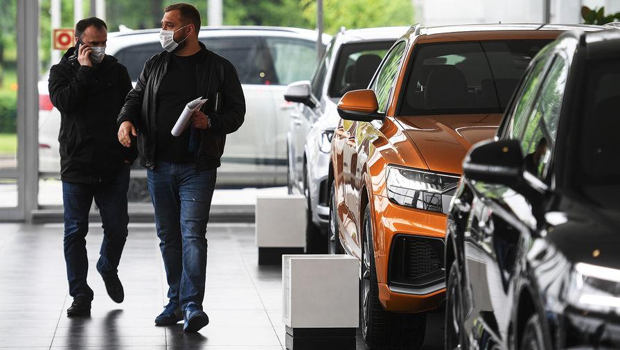 Спрос в РФ на премиальные автомобили пробегом вырос в 2020 году на 6% - Газета.Ru