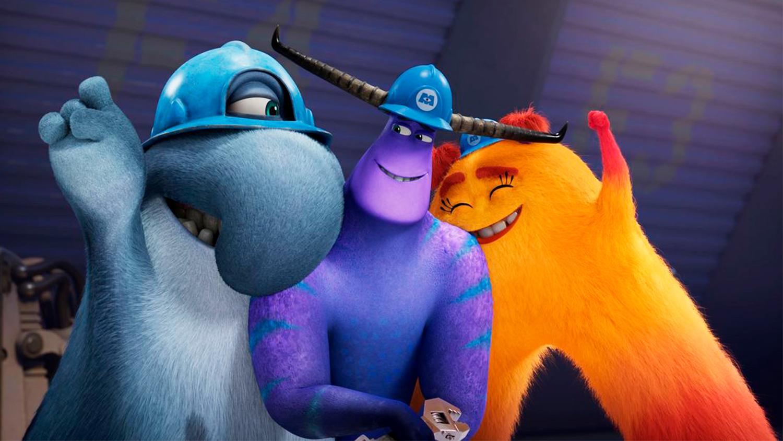 Рецензия на сериал «Монстры на работе» от Pixar - Газета.Ru