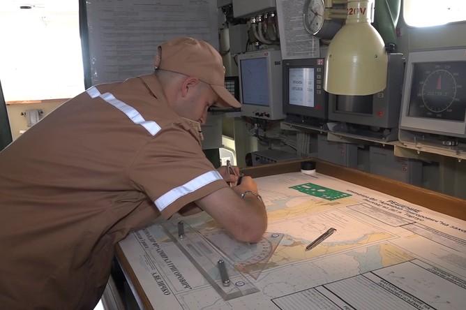 Крейсер «Адмирал Кузнецов» и СКР «Адмирал Григорович» впервые задействованы в операции в Сирии
