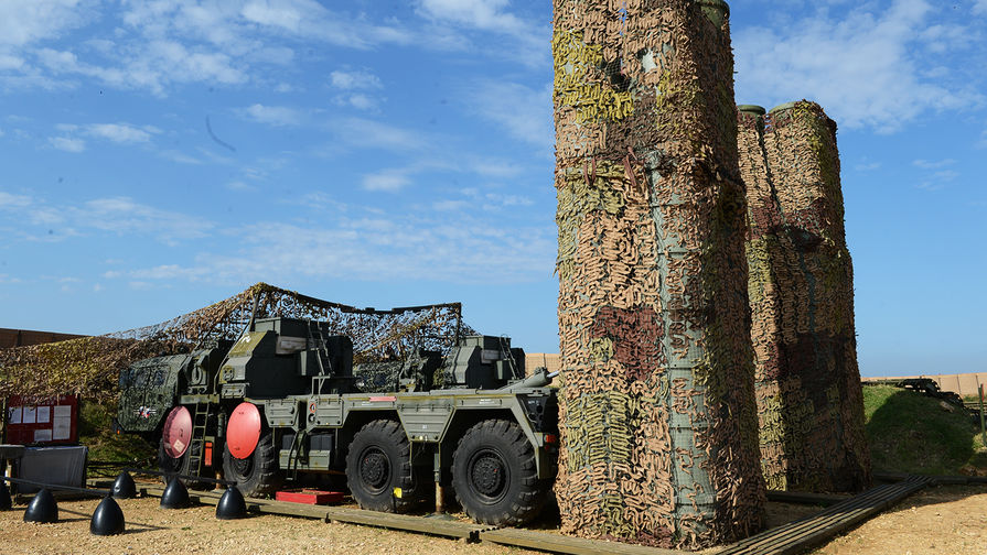 Око за око: Турция ответит США на санкции из-за С-400