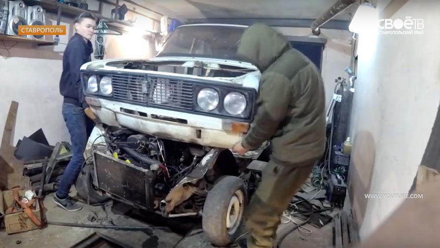 МВД изъяло поразивший Илона Маска автомобиль