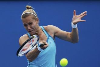 Нина Братчикова ничего не смогла поделать с опытной теннисисткой из Чехии