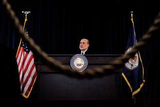 Глава ФРС Бен Бернанке впервые задал желаемый уровень безработицы — 6,5%
