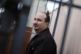 Басманный суд арестовал фигуранта «болотного дела» Дмитрия Рукавишникова