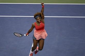 Серена Уильямс — победительница US Open