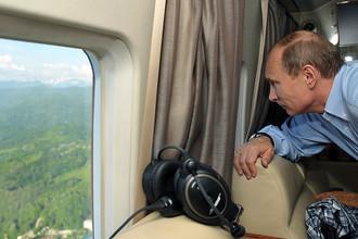Презентация проекта рейтинга инвестиционной привлекательности регионов президенту Владимиру Путину пройдет 14 ноября
