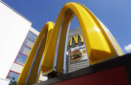 ��������������� ����� �������� �������� ���������� McDonald`s � �������� ������