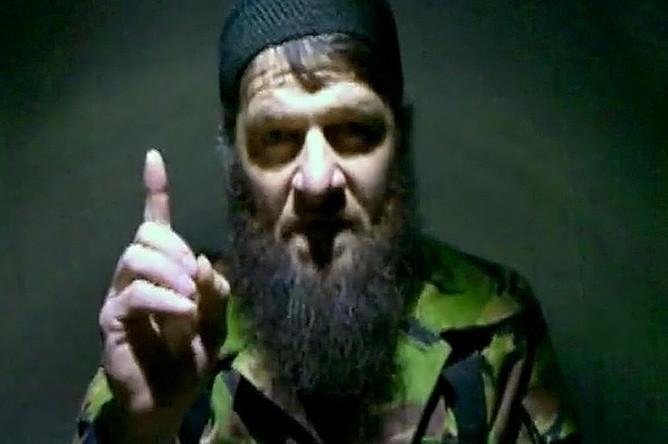 Видеообращение Доку Умарова, во время которого он взял на себя ответственность за теракт в Домодедово, февраль 2011 года