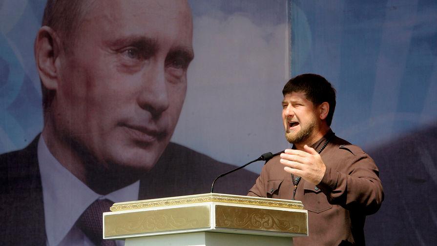 Кадыров поделился подробностями разговора с Путиным после смерти отца