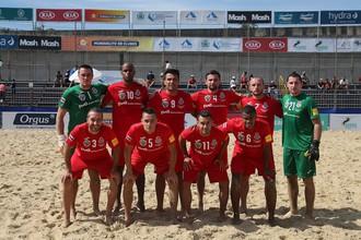 Пляжный футбольный клуб «Локомотив»