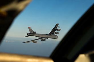 Американский самолет B-52