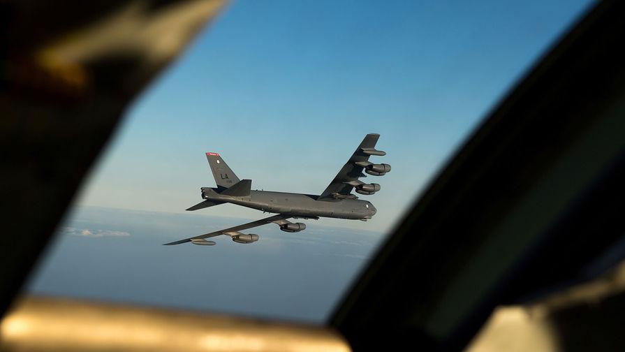 Инцидент на морем: истребители РФ перехватили американские B-52H