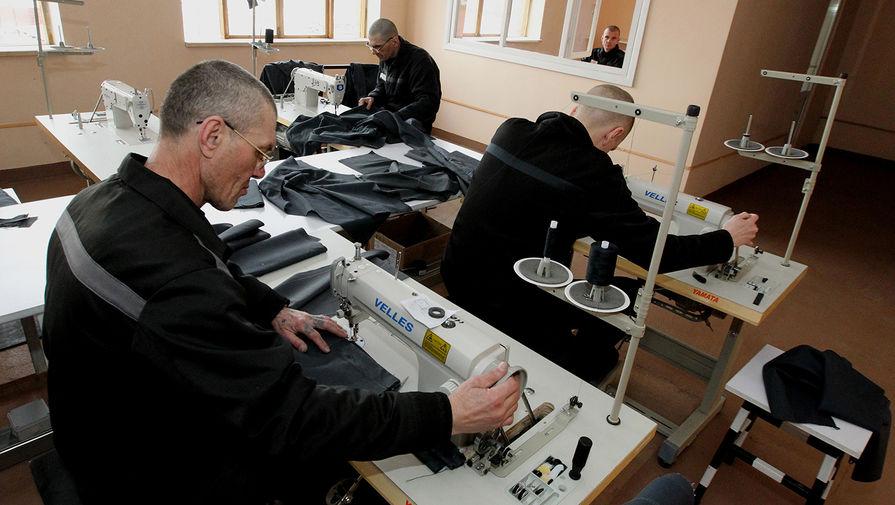 ФСИН сообщила о зарплатах заключенных в сотни тысяч рублей
