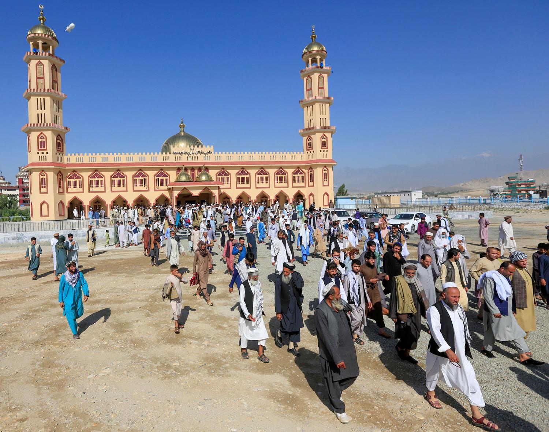 Лагман, Афганистан