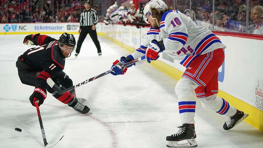 НХЛ возвращается: Панарин проигрывает Свечникову. LIVE