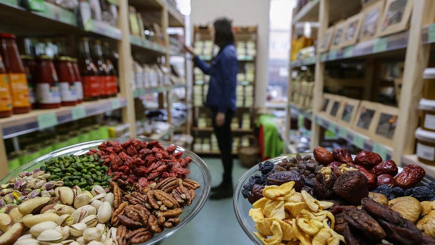 Спрос на здоровое питание в России летом 2020 вырос в 3 раза к прошлому году