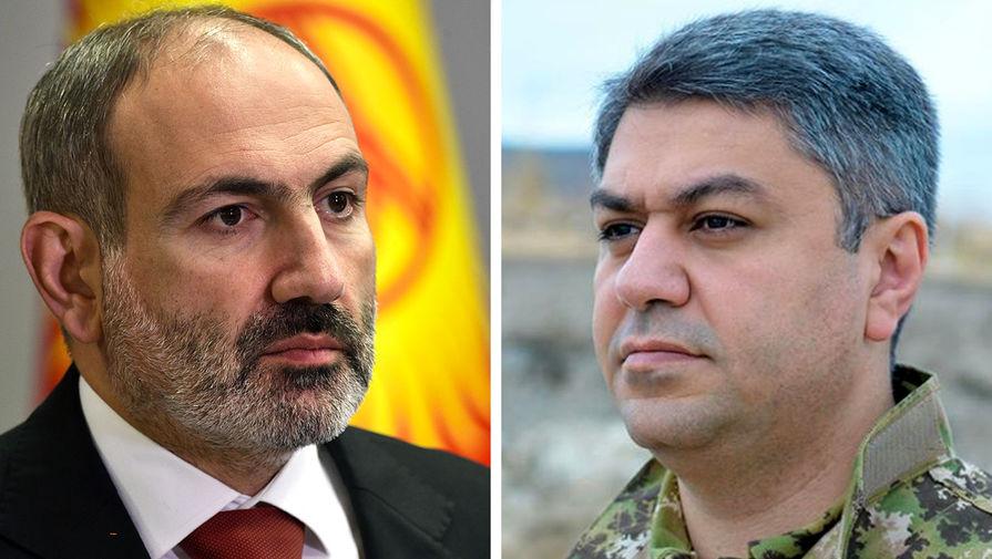 Бывший глава СНБ Армении обвинен в подготовке убийства Пашиняна
