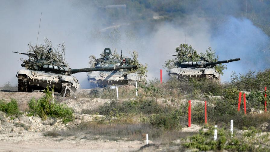 Участвовали только танки: СМИ сообщили об учениях США с техникой РФ