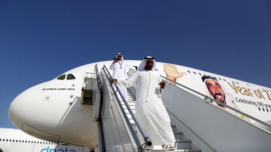 Дубай самолет дальнобойщики работа в европе