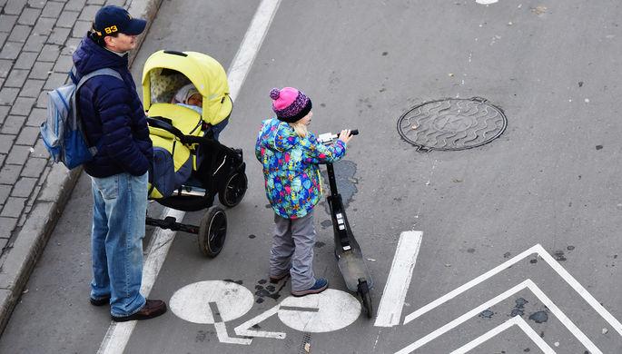 Отцовский капитал: общественная палата просит 200 млрд на поддержку многодетных семей