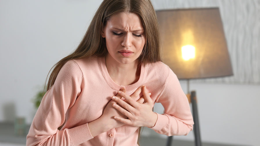 Кардиологи: женщины умирают от инфаркта вдвое чаще мужчин