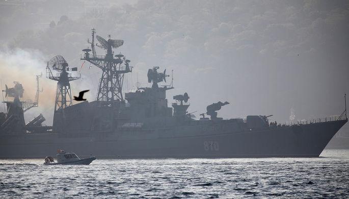 Активизировались в море: как Пентагон следит за ВМФ России