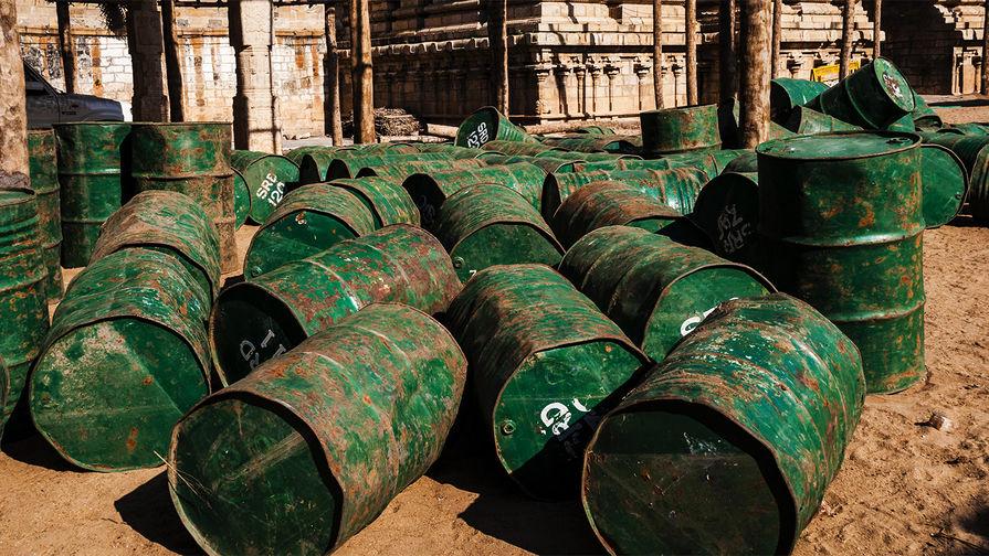 Экспорт нефти из России могут запретить ряду компаний