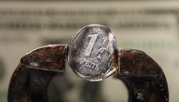 Худший сценарий: Bloomberg предсказал курс рубля