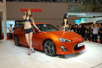 В южнокорейском Пусане прошел международный автосалон