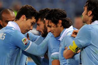 «Лацио» вышел в полуфинал Кубка Италии