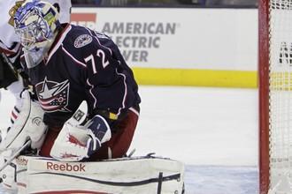 Сергей Бобровский стал лучшим игроком дня в НХЛ