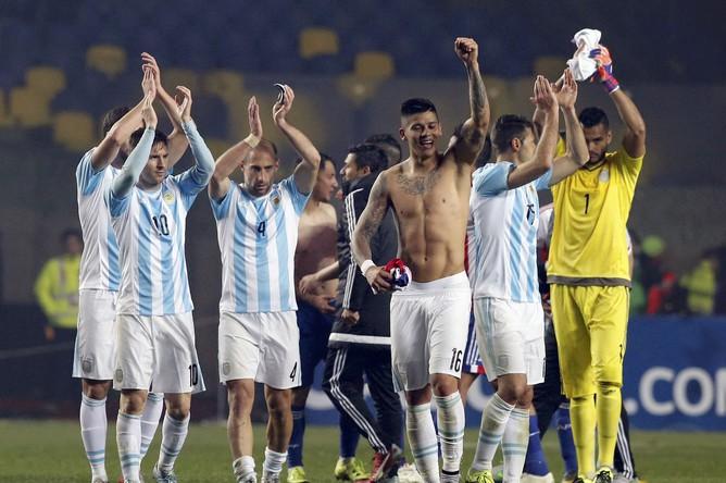 Аргентина — в финале Кубка Америки