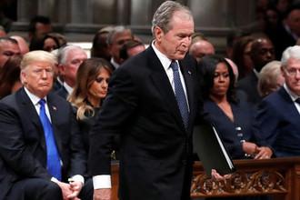 «Худший президент»: как Буш-младший изменил США