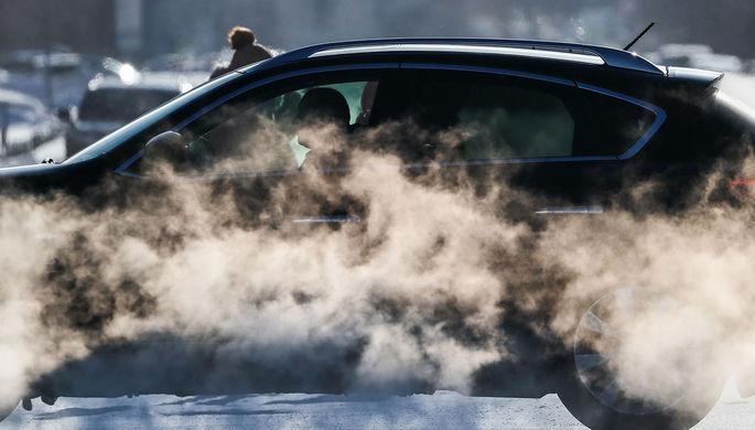 Новый документ: все автомобили проверят на выхлоп