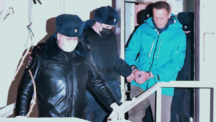 Арест Навального обжаловали