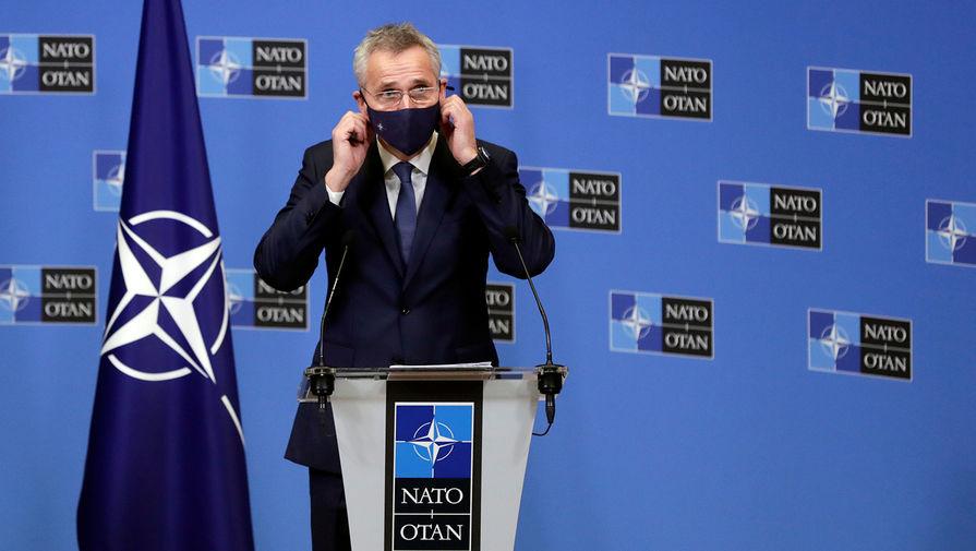 «Двери НАТО открыты»: Столтенберг предложил Киеву продолжить реформы