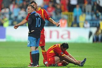 Уэйн Руни убедил КДИ УЕФА скостить ему срок