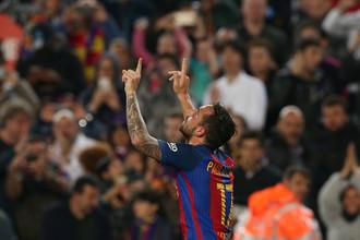 В матче с «Ювентусом» Пако Алькасеру и его «Барселоне» способны помочь лишь высшие силы
