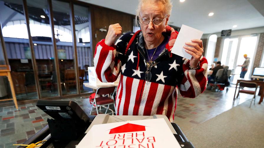 CBS: в США не доказали иностранное вмешательство в выборы в конгресс